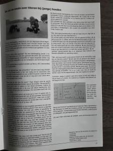 Artikel geplubiceerd in de Markiesjespost van september 2016