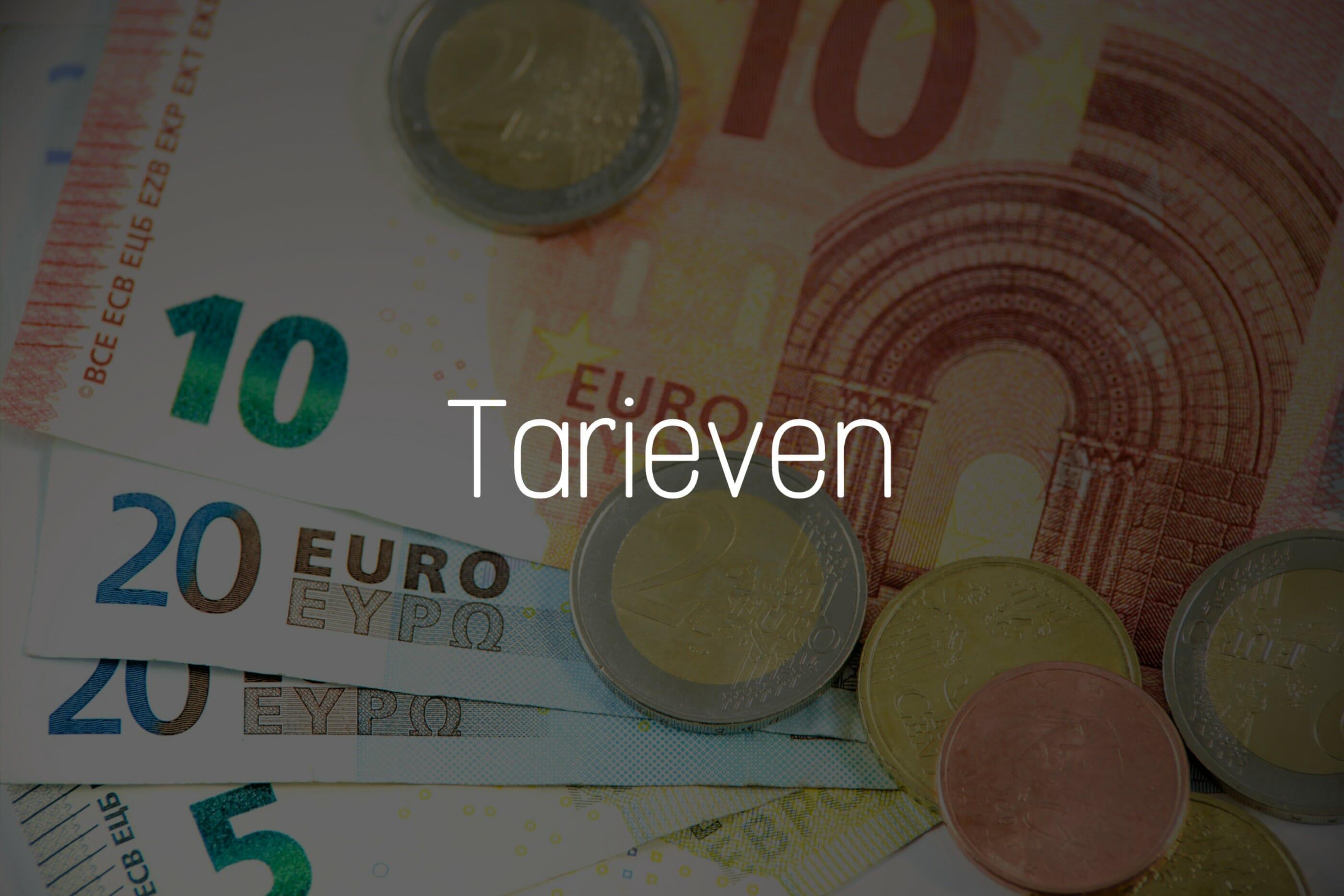tarieven consult